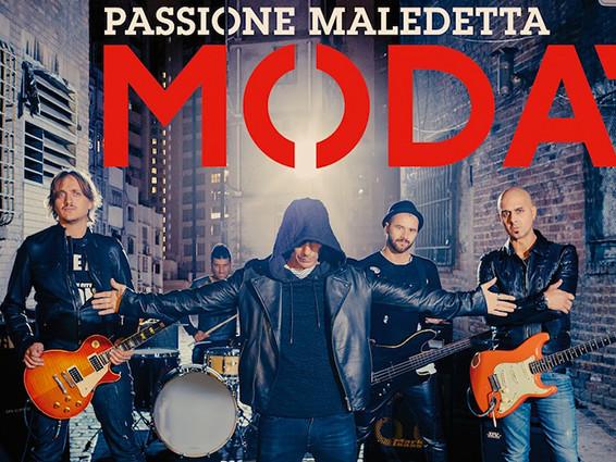 Modà - Passione maledetta - tracklist  del nuovo album