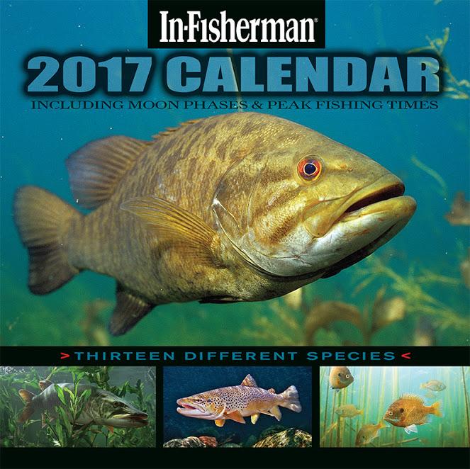 In Fisherman 2017 Calendar