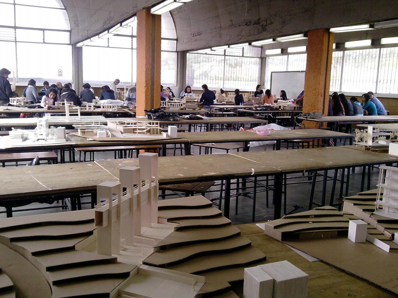 Trazando noticias exhibici n de talentos en la facultad for Inscripciones facultad de arquitectura