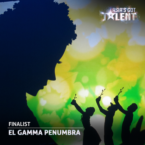 El Gamma Penumbra gets standing ovation on Asia's Got Talent Grand Finals