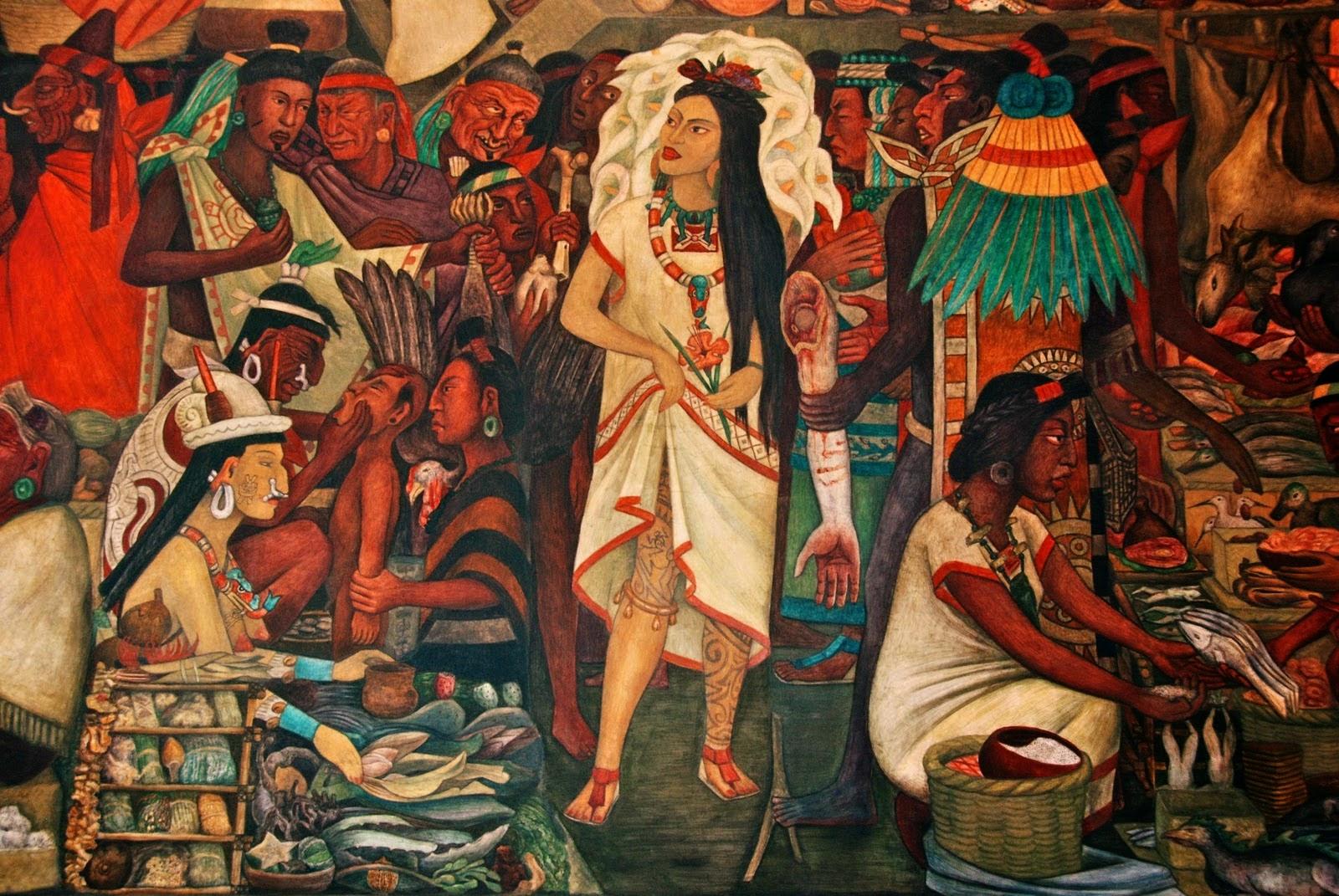 Doña Marina, La Malinche.