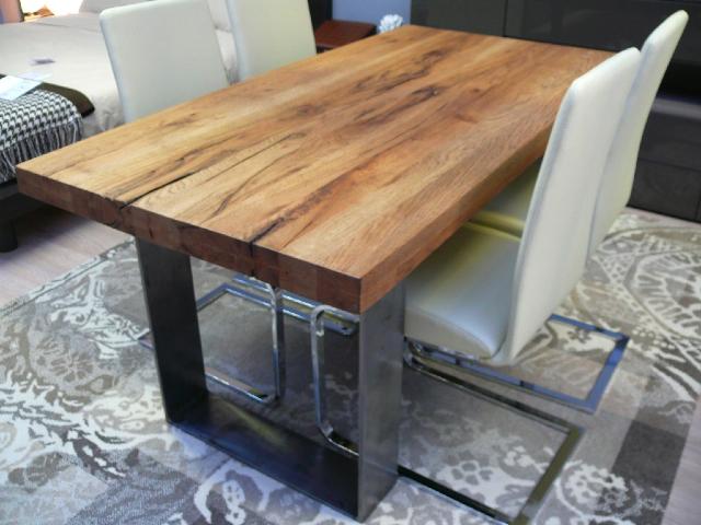 Seaseight design blog dreaming house dining room - Tavolo legno grezzo ikea ...