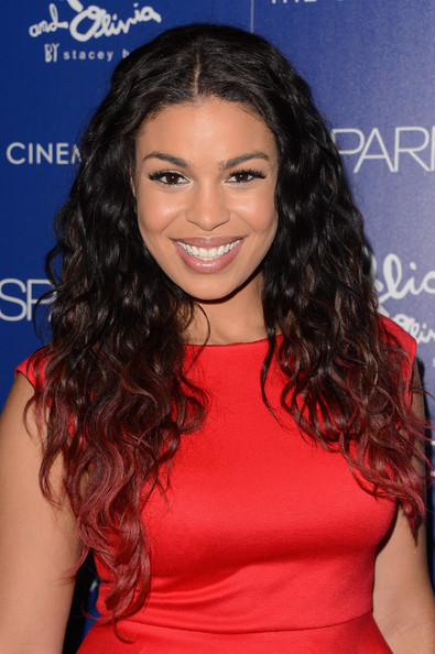 "Jordin Sparks at the screening of ""Sparkle"" held at Tribeca Grand Hotel on August 14, 2012 in New York City."