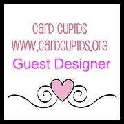 I was a guest designer for CardCupids