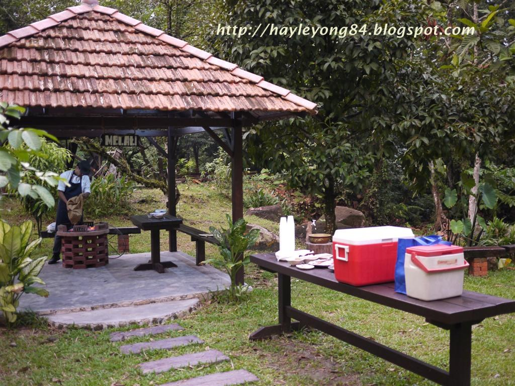 This Is The Hut For Bbq, The Cafe Management Will Prepare EVERYTHING  Beforehand. Thereu0027re Table, Bbq Pit, Benches, Washing Basin And Bathroom  Around, ...