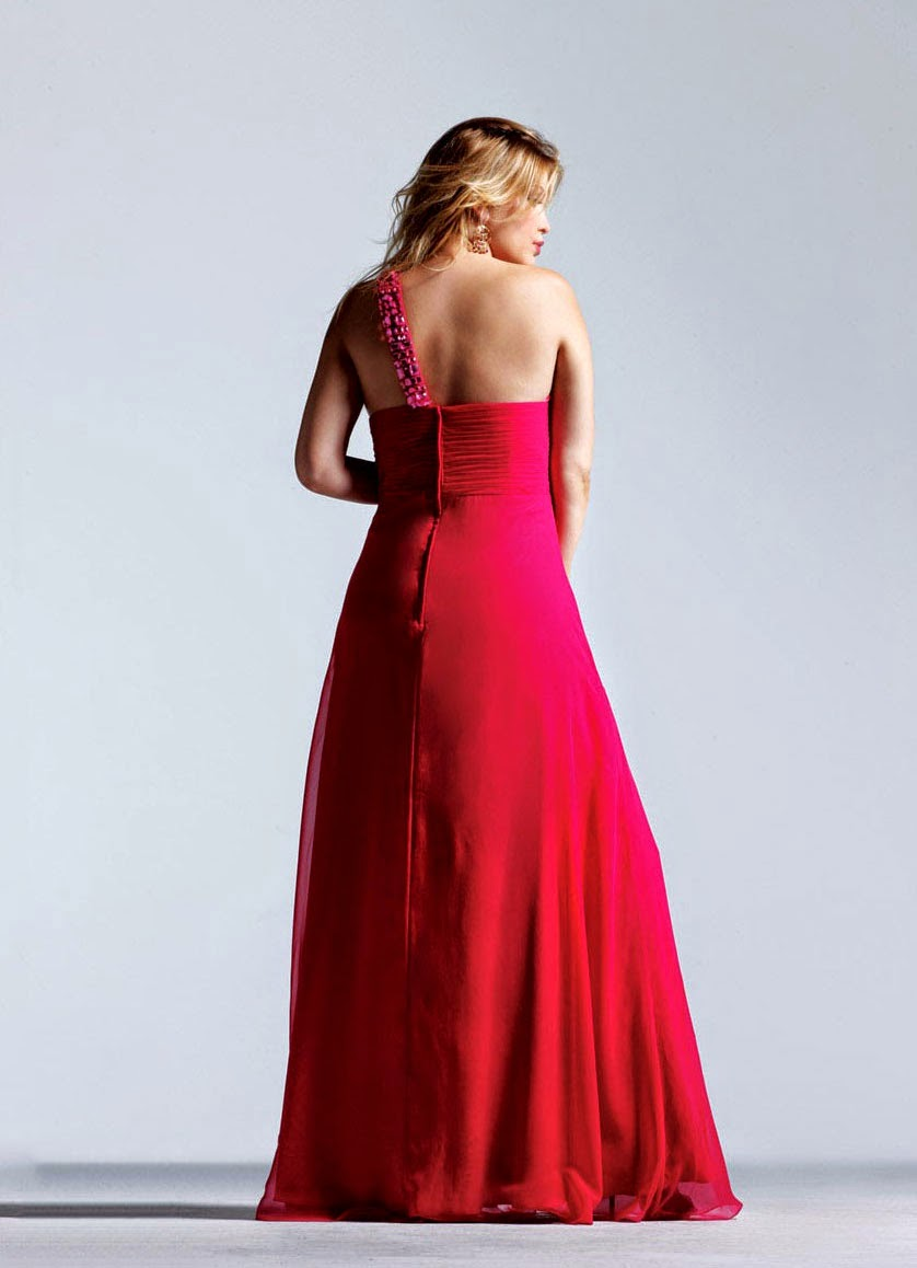 Elegant Plus Size Red Wedding Dresses Photos HD Design Ideas