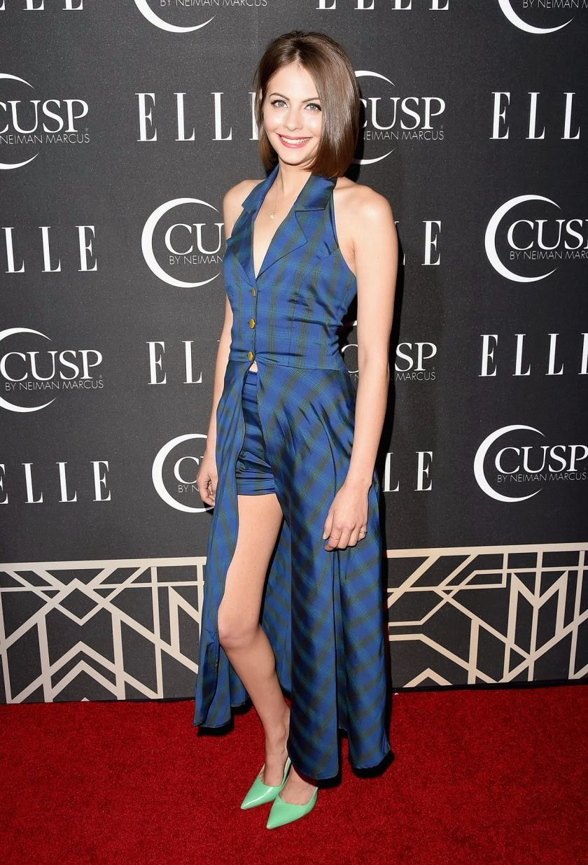 Willa+Holland+Spicy+Photos+(2) Fashion Model and Actress Willa Holland Spicy Photos at 5th Annual ELLE Women in Music Celebration