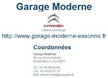 Garage Moderne Citroën