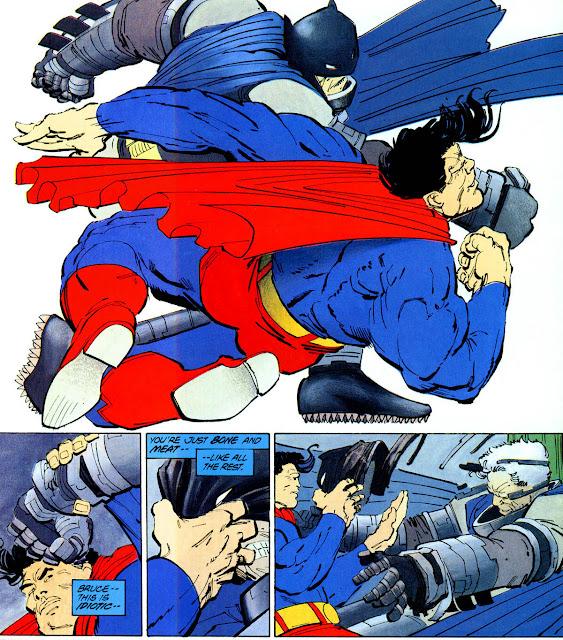 As cinco maiores batalhas do Batman 17