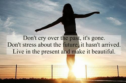 present quotes for wallpaper