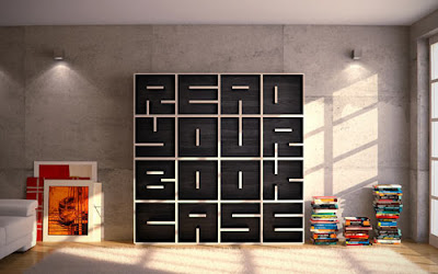 Creative Bookshelves and Unusual Bookcases (15) 10