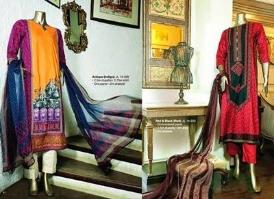 J.J Eid Collection 2014 Treat