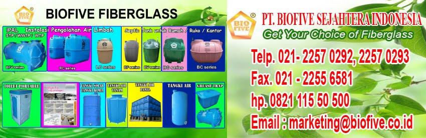 Stp Biotech, Ipal Biotech, Septic Tank Biofive