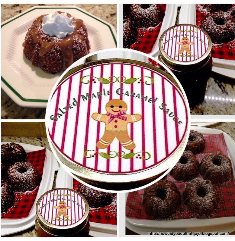 How'd You Do That?: GINGERBREAD FROM A CAKE MIX WITH ...