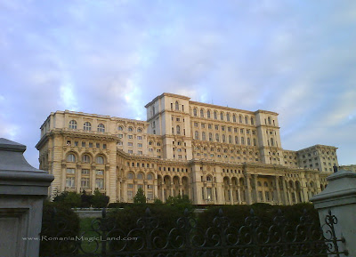 The People's House / Casa Poporului, the second's biggest building in the whole world after Pentagon