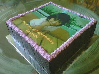 Edible Cake Combine