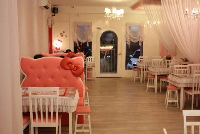 Being Hildaladida: Hello Kitty Sweety House Cafe @ Muar