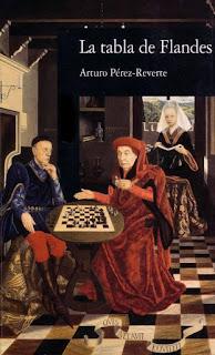 La tabla de Flandes Arturo Pérez-Reverte