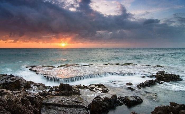 Và ôm trọn thế giới của biển vào tầm nhìn - Ảnh: Thành Trịnh