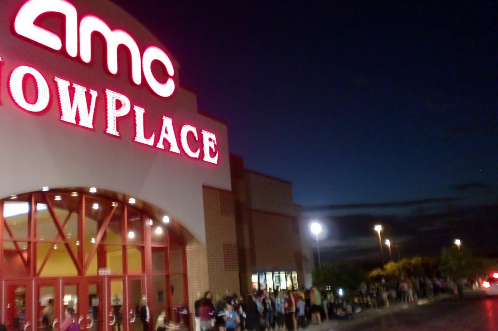 Amc Palace 16