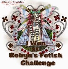 2 x Robyn's Fetish Challenge Blog Winner