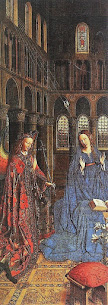 "The Joyful Mysteries – The Annunciation, Part IV: ""As If She Were A Dove That Dwelt There"""
