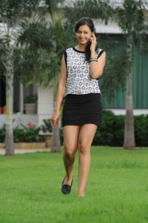 Actress Rakul Preet Singh Latest  Pictures in Short Dress   2