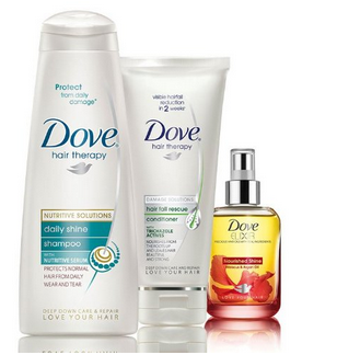 Buy Dove Gift Set worth Rs.408 for Rs.299 at Amazon : BuyToEarn