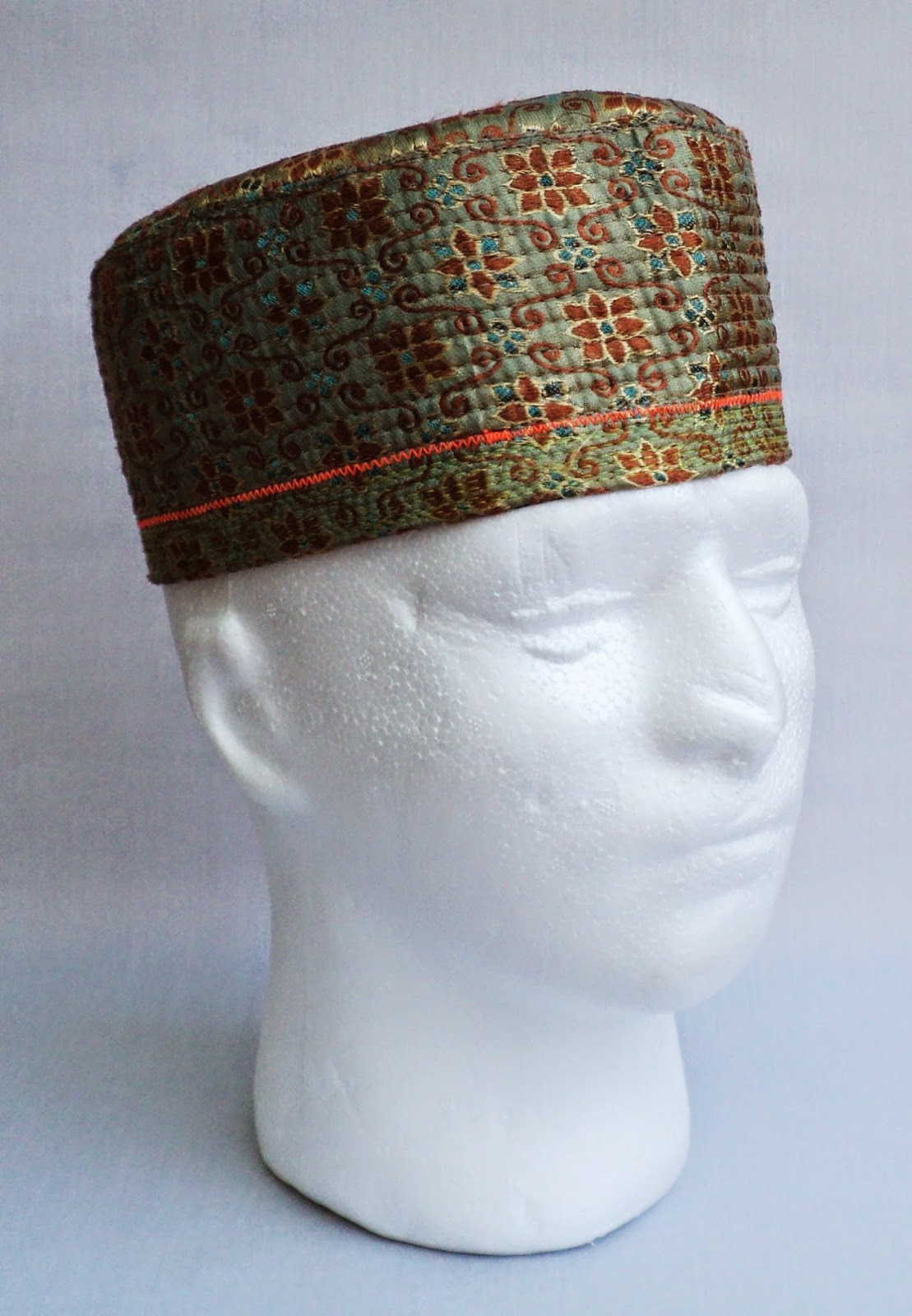 World Costume Dolls NEW HATS AND HEAD WEAR From INDONESIA