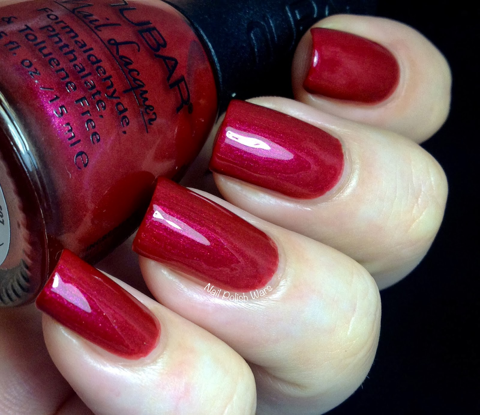 Nail Polish Wars Nubar Wild West Collection Swatch Review