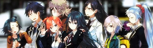 Yahari Ore no Seishun Love Come wa Machigatte Iru - Monologue -