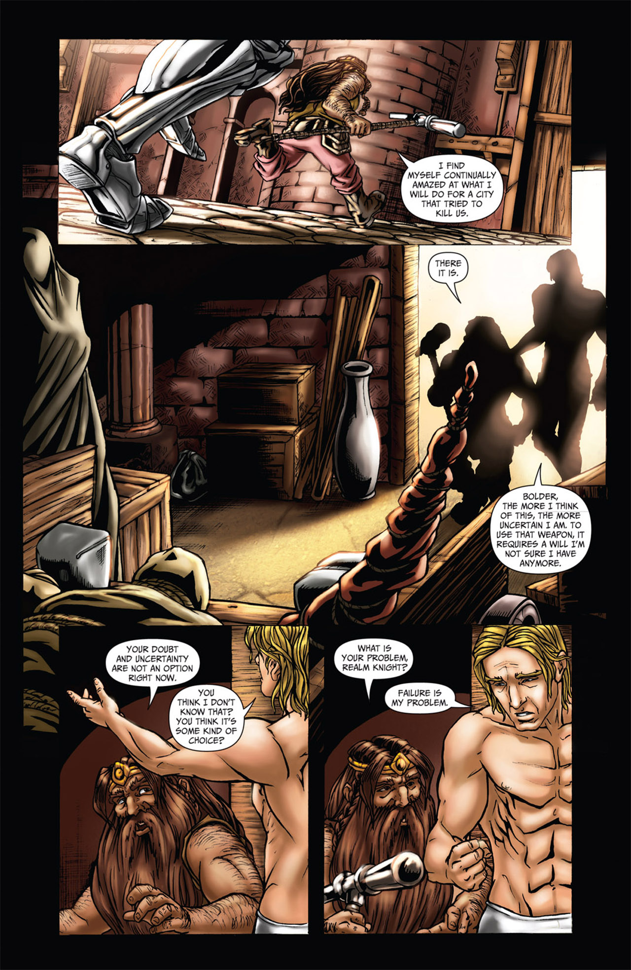 Grimm Fairy Tales (2005) Issue #61 #64 - English 14