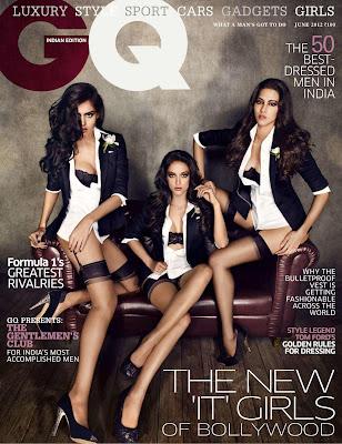 [hq] mallika haydon, nathalia kaurangelo jonsson gq magazine -june 2012 .