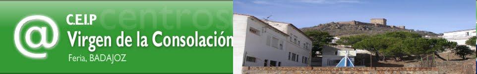 Página web del colegio de Feria