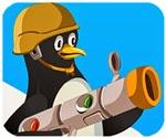 Giải cứu cánh cụt, game van phong