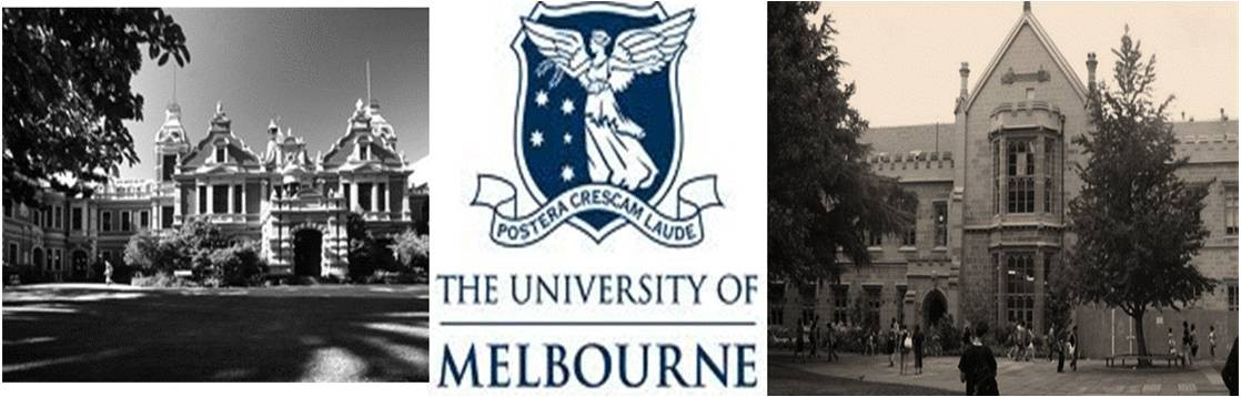 university of melbourne thesis printing Preparation of official copies the university requires that each thesis/dissertation be available print (1) copy of the master's thesis or dissertation on.