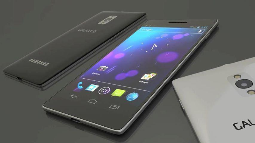 Wow...! Ponsel Pintar Samsung Galaxy S5  Tahan Air dan Debu