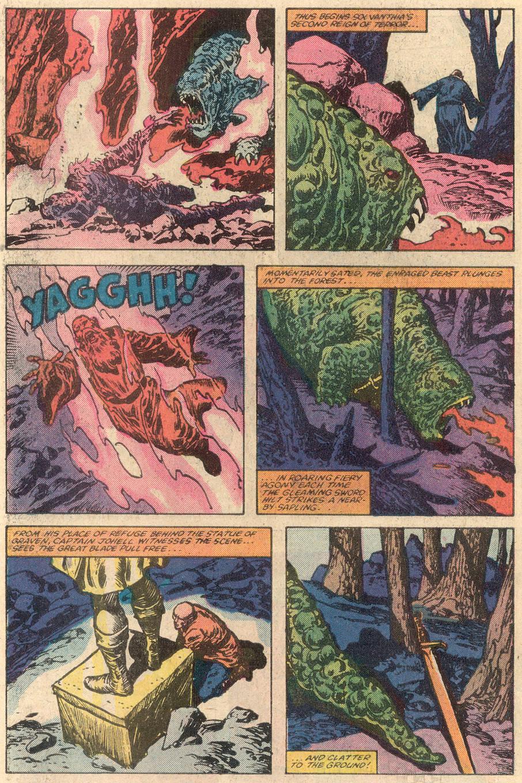 Conan the Barbarian (1970) Issue #144 #156 - English 13