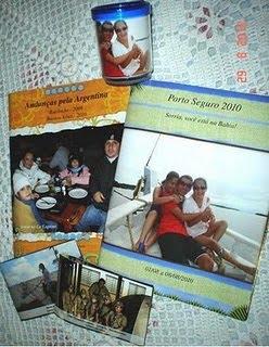 Fotozine - álbum de fotos em forma de revista