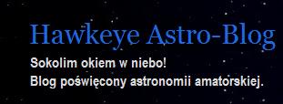 Hawkeye Astro-Blog