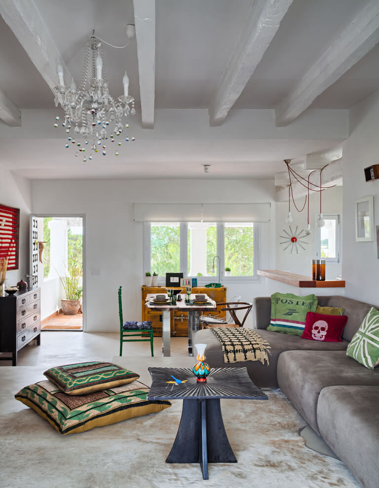 Interior] estilo hippie chic en formentera – virlova style