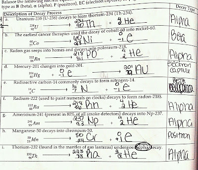 Worksheets Ph & Poh Russian Answer Work Sheet honors chemistry period 3 may 2011 on page two we learned a easy new concept which used notes the board to help us with first of all that when something decays left