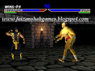 Mortal kombat 4 play online