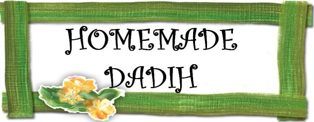 Homemade Dadih