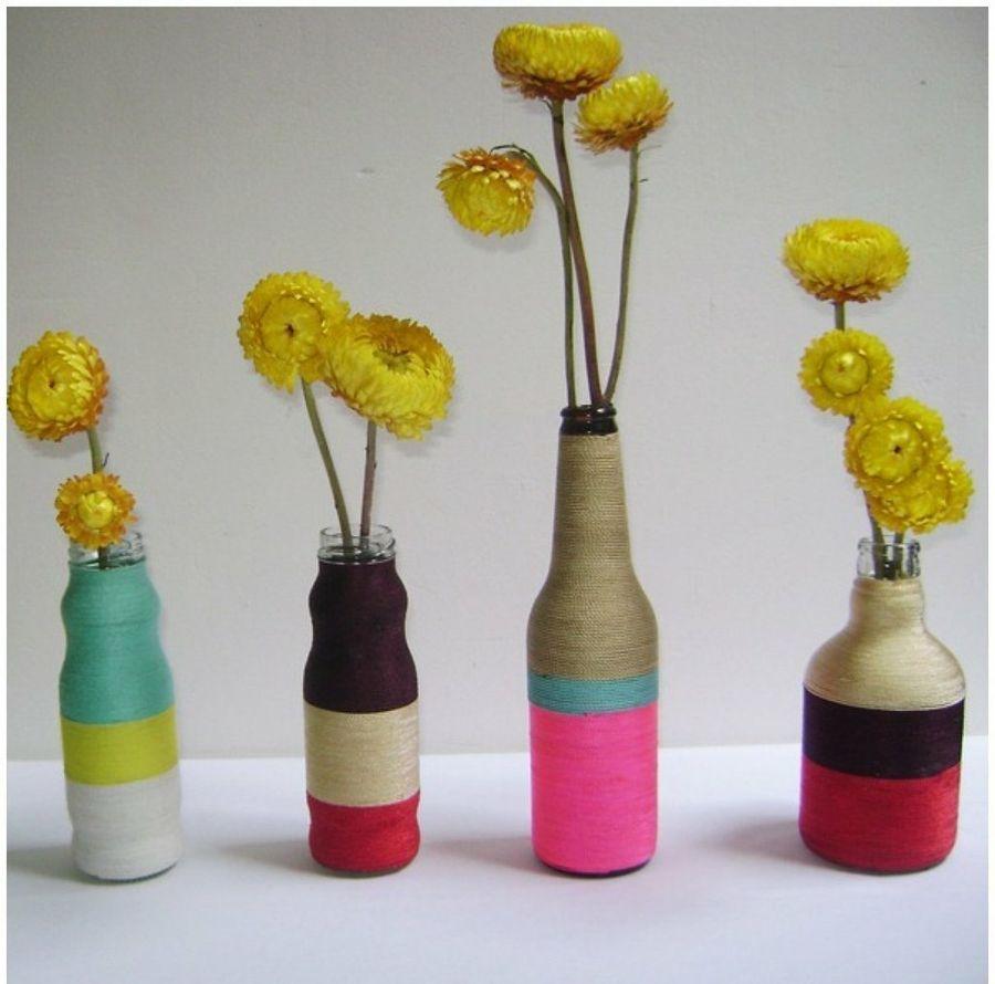 La otra mirilla reciclaje y decoraci n juntos de la mano - Reciclaje jardineria y decoracion ...