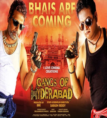 Gangs of Hyderabad 2015 Hindi Movie Download