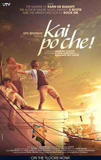 Manja - Kai Po Che! (2013) - HD Free Download