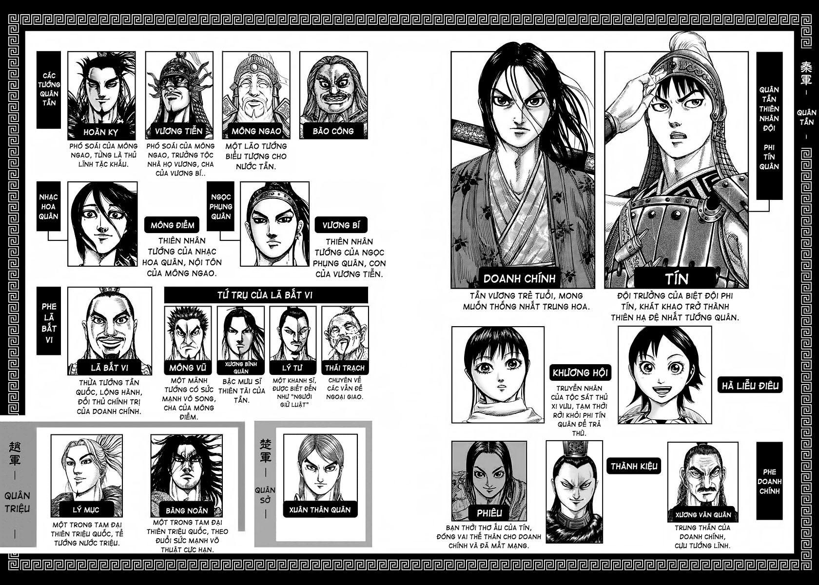 Kingdom - Vương Giả Thiên Hạ Chapter 262 page 5 - IZTruyenTranh.com