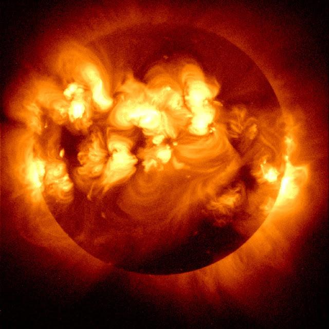 huge solar storm - photo #4