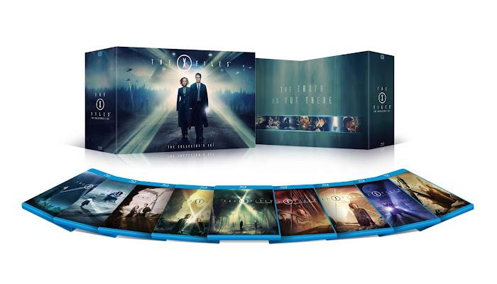 Arquivo X será lançado pela primeira vez em Blu-ray